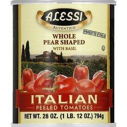 Alessi Peeled Tomato (12x28Oz)