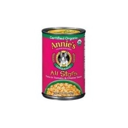 Annie's All Stars With Tomato & Cheese (12x15 Oz)