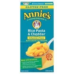 Annie's Homegrown Quinoa Rice Pasta & White Cheddar (12x6 OZ)