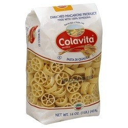Colavita Wagon Wheels (20x16 OZ)