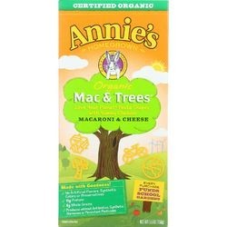 Annies Homegrown Macaroni and Cheese Organic 5.5 oz case of 12
