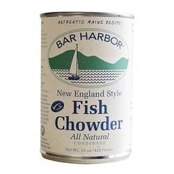 Bar Harbor New England Fish Chowder (6x15 OZ)
