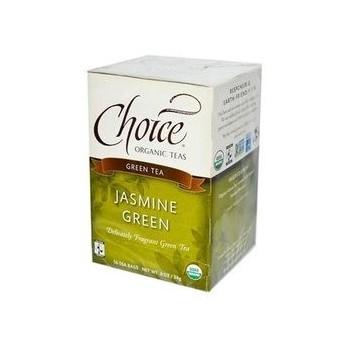 Choice Organic Teas Jasmine Green Tea (6x16 CT)