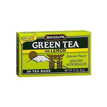 Bigelow Green Tea 3 Combo Flavors Display (72xCT)