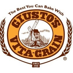 Giusto's Unbleeched Hi Ratio Flour (1x50Lb)