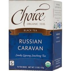 Choice Organic Teas Russian Caravan (6x16 Bag)