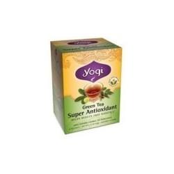 Yogi Green Spr Antioxidnt Tea (6x16 Bag)