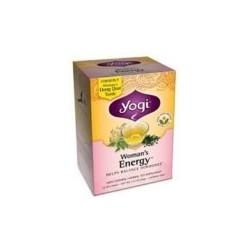 Yogi Woman's Energy Tea (6x16 Bag)