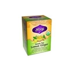 Yogi Lemon Ginger Tea (6x16 Bag)