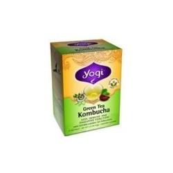 Yogi Green Kombucha Tea (6x16 Bag)