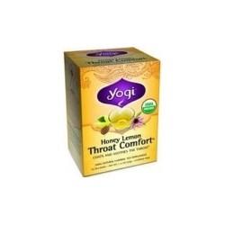 Yogi Honey Throat Comfort Tea (6x16 Bag)