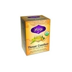 Yogi Throat Comfort Tea (6x16 Bag)