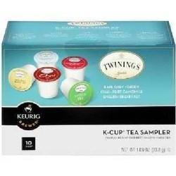 Twinings Kcup Sampler (6x10 CT)